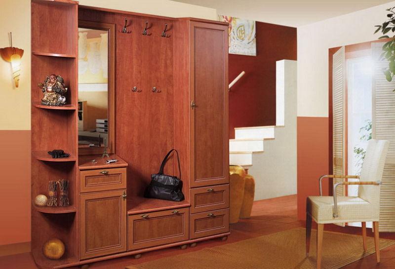 Прихожие в зеленограде - дом мебели андреевский.